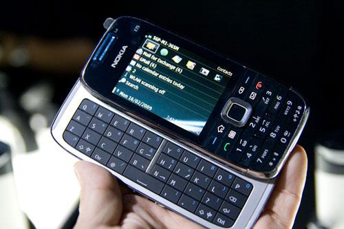 Showcase Nokia 2009 in Singapore