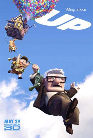 Disney Pixar Up poster