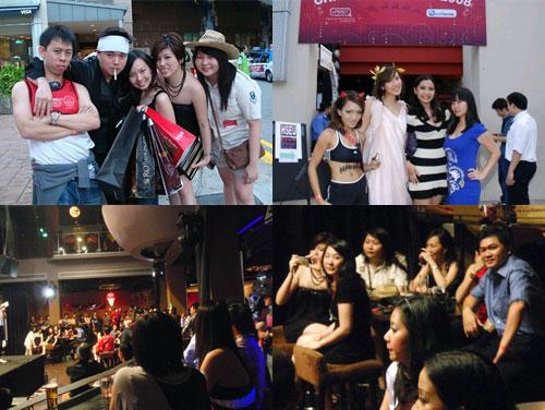V-Post Nuffnang Party at Singapore