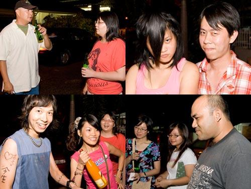 KY Xmas Eve Party 2007