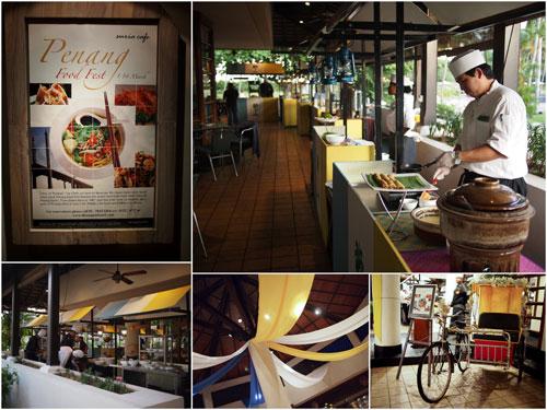 Penang food festival at The Saujana KL