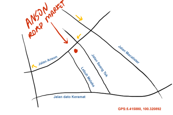 direction to Anson Road market