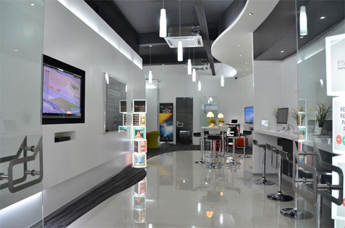 Astro IPTV Concept Store at Mont Kiara