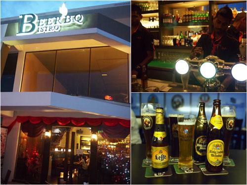Beer BQ at Precinct 10, next to Island Plaza in Penang