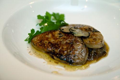 foie gras - one of my favorites