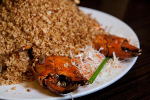 Causeway Bay Spicy Crab at Hartamas