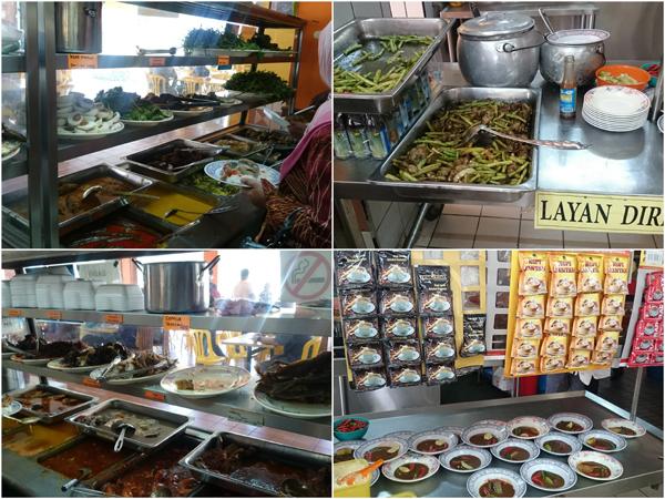 they have more than ayam goreng kampung