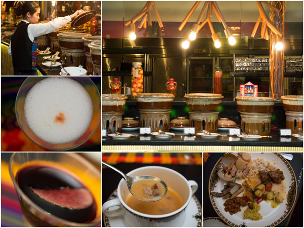 pisco sour is a definite must try drinks to complete the Peruvian experience