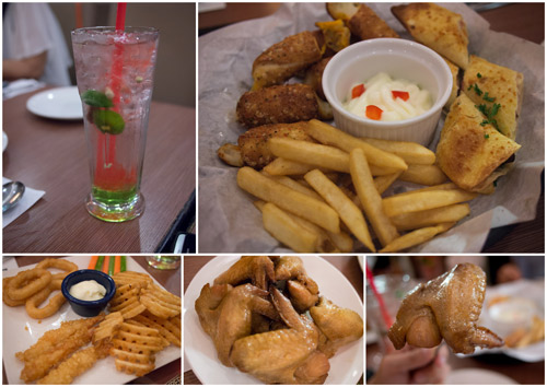 pizza hut side dishes