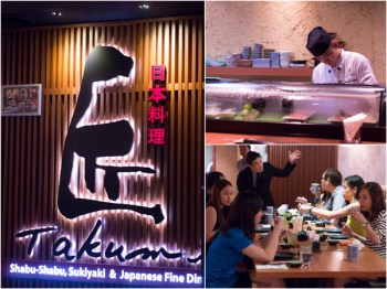 Takumi Japanese Fine Dining at Grand Millennium Hotel