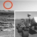 【火星でUFO激写】消し忘れか?元NASA職員の暴露!