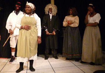 L'histoire de Marie Josephe Angélique, une esclave noire de Montréal faussement accusée d'avoir allumé un incendie en 1734.