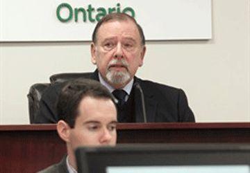 Le commissaire Paul Bélanger. (Photo: Colin Perkel, AP)
