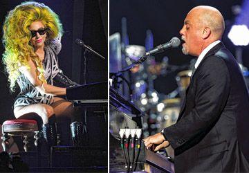 Billy Joel trône en tête d'une affiche qui comprend aussi Lady Gaga.