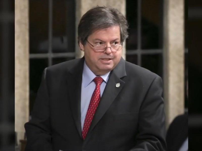 Mauril Bélanger 1955-2016.