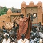 Une scène de 'Sarraounia', de Med Hondo, une légende de la résistance africaine à la colonisation.