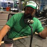 Stef Paquette en entrevue avec l'émissions Matin du Nord