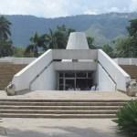 Entrée du Musée du pantheon national haïtien (MUPANAH).