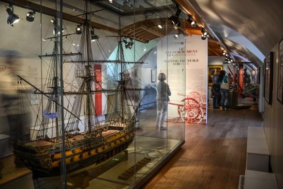 L'exposition Histoires et mémoires. (Photo: Claude Roy Photographie)