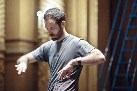 Le chorégraphe Benjamin Millepied, le nouveau directeur du ballet de l'Opéra de Paris.