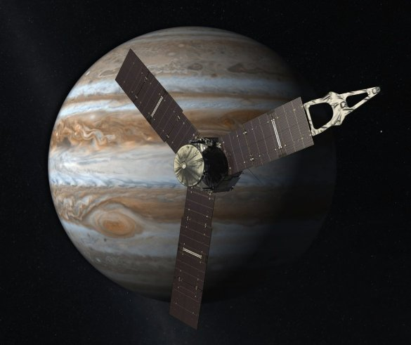 Juno et Jupiter.