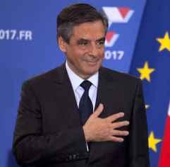 François Fillon (Les Républicains)