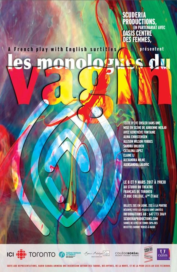 scuderia monologue du vagin
