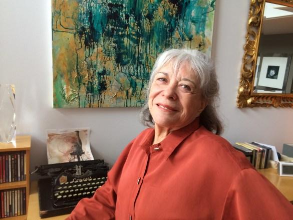 Louise Forestier (Photo: Dominique Denis)