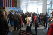 Lancement de la Semaine de la francophonie au Daniels Spectrum.