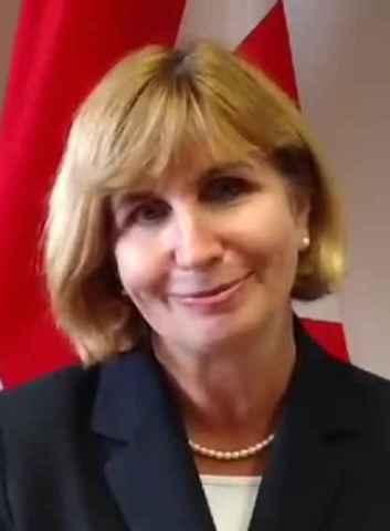 Nathalie Des Rosiers est députée d'Ottawa-Vanier à Queen's Park.