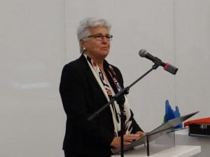 L'ancienne maire de Toronto s'exprime après avoir reçu son prix d'honneur.