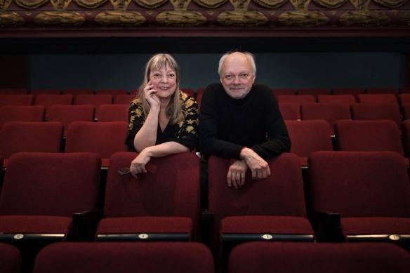 Michèle Smith et Dean Gilmour