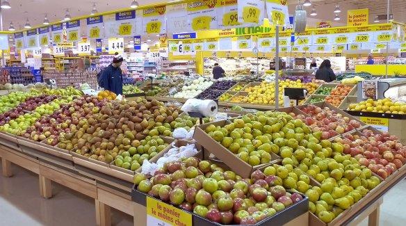 fruits epicerie ogm