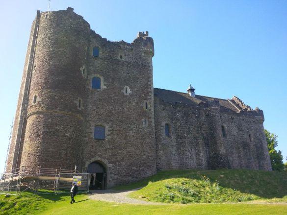 Doune Castle.