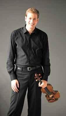 Jonathan Crow (Photo: Sian Richards)