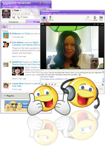 Install & Download Yahoo Messenger 10 Standalone / Offline Mode