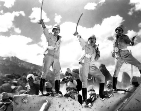 Top War Movies Gunga Din