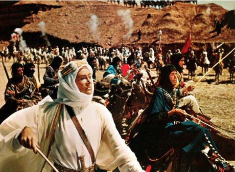 Top War Movies Lawrence of Arabia