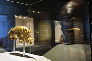 Described as southern Africa's equivalent of Tutankhamun's…