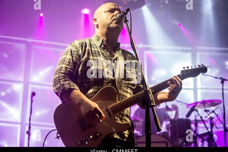 milan italy 04th november 2013 the pixies american alternative rock cmme5t