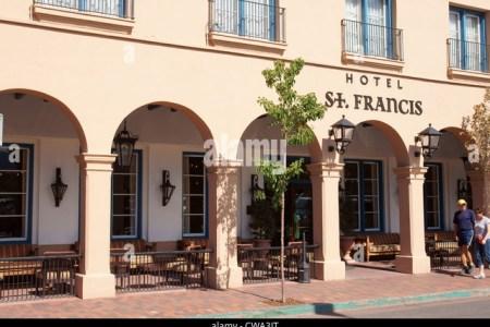 saint st francis hotel restaurant cafe santa fe nm 2012 july urbans cwa3jt