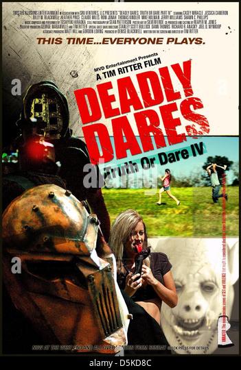 Poster do filme Deadly Dares: Truth or Dare Part 4