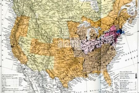 population density map stock photos & population density
