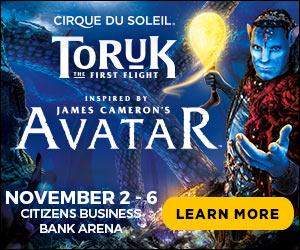 Cirque du Soleil's Toruk Comes to Ontario + GIVEAWAY