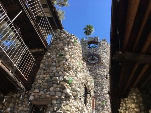 Visiting Rubel Castle