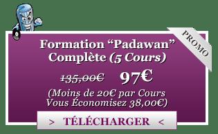 Télécharger la Formation Padawan complète