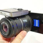 Vivitarのレンズカメラ「IU680」はレンズ交換式!!