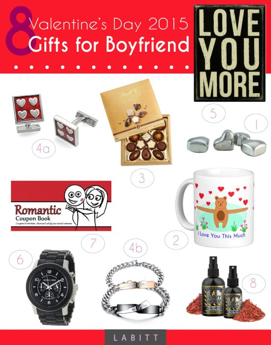 Gift Ideas For Boyfriend Valentines Day 2015 Labitt
