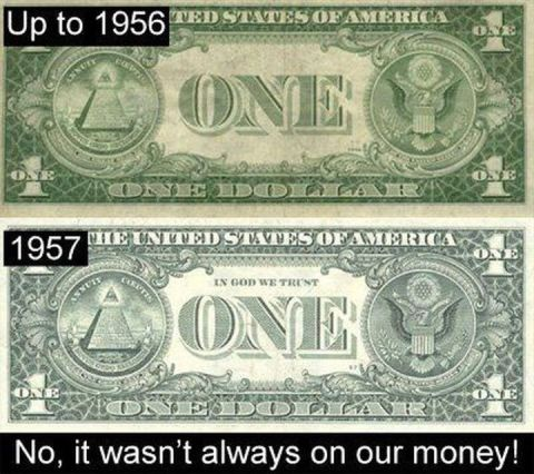 History of 'In God We Trust' CLICK IMAGE TO READ FULL ARTICLE