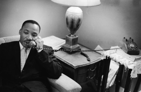 MLK-on-the-phone